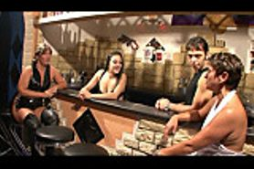 Tina - Swingerclub view on tnaflix.com tube online.