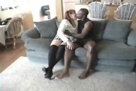 Sexy Redhead Wife Loves That Big Black Cock #10.elN view on tnaflix.com tube online.